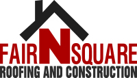 Fair N Square Roofing & Construction Logo