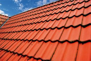 A Tile Roof