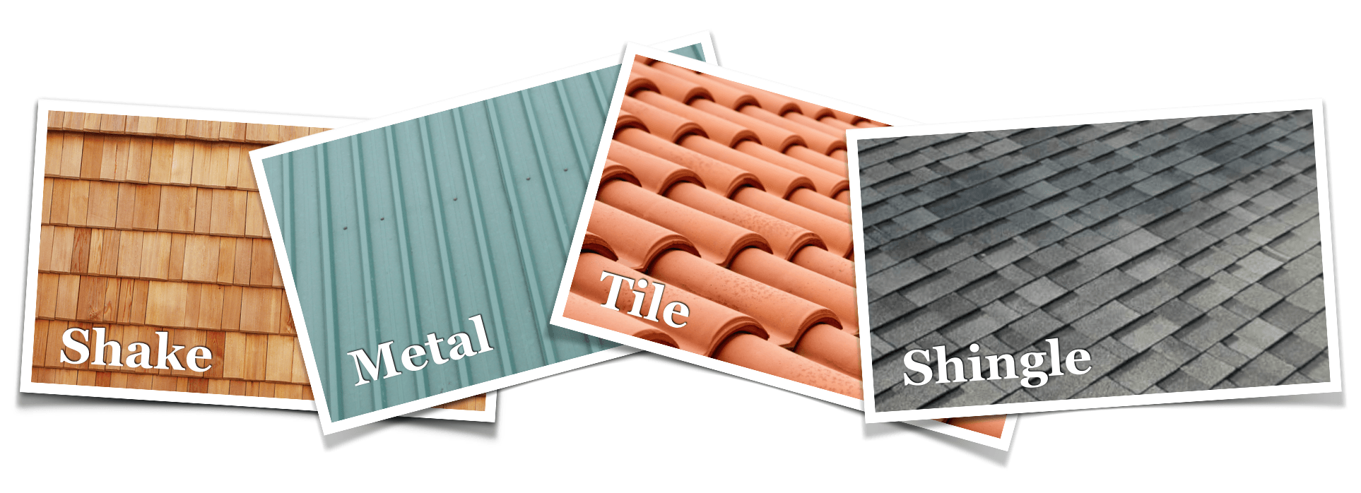 4 Types of Roofs